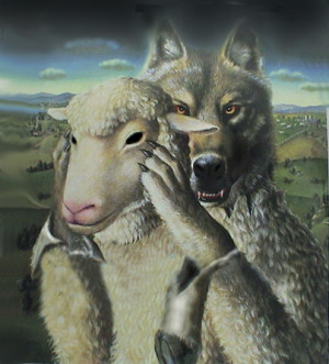 False Prophets Come In Sheep's Clothing