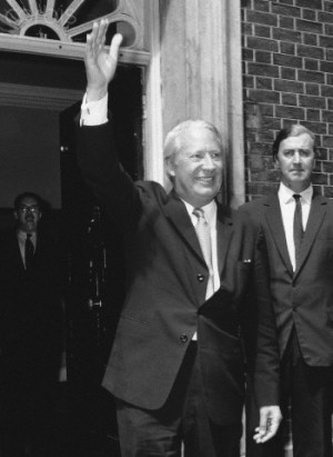 Subsequent Prime Minister: Ted Heath (Tory)