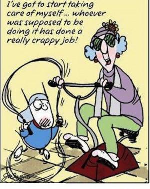 funny maxine cartoon2 Hilarious Maxine Joke Pic LOL!