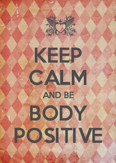 Steps To A Positive Body Image