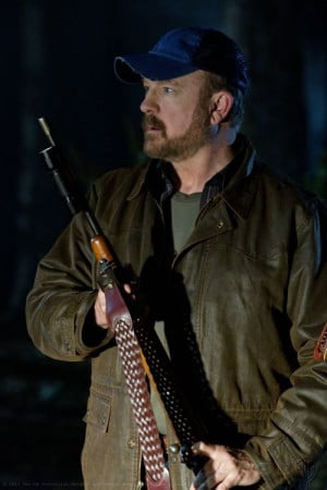Bobby Singer - Supernatural... Scary Just Got Sexy!