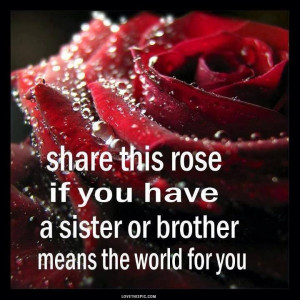 Cute Brother And Sister Quotes Tumblr Have a sister or brother