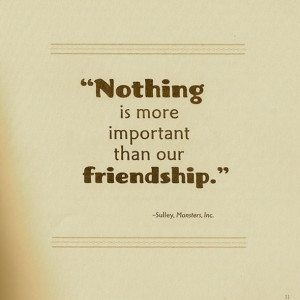 10 Friendship Quotes and Sayings