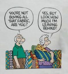 Funny Sewing