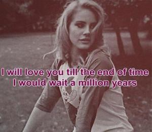 Keltie Colleen's Favorite Lana Del Rey Lyrics « Read Less