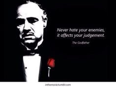 Great quote from 'The Godfather' More