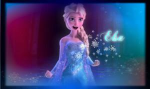 Elsa the Snow Queen Disney