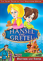 Fairy Tales of the Brothers Grimm - Hansel and Gretel/Brother and ...
