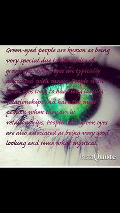 hazel green eyes quotes