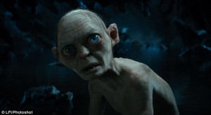 ... the eyes, but one unlikely saviour makes The Hobbit worth the journey