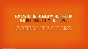 ... goal when action is taken toward its achievement. Congratulations