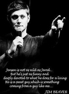 Jim Beaver on Jensen More