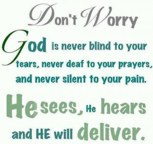 Don't Worry.....