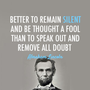 Morning Motivation: Hustle hard and learn from Abraham Lincoln