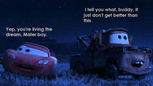 mater and lightning mcqueen
