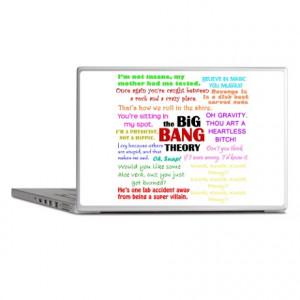 Big Bang Gifts > Big Bang Laptop Covers > Big Bang Quotes Laptop Skins