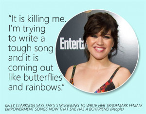 Kelly Clarkson's quote #2