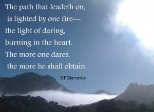 helena blavatsky theosophy quote