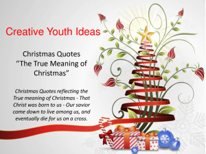 Family Quotes Heart warming Christmas Quote And The Picture