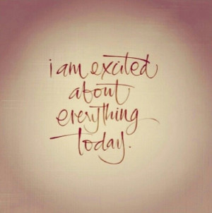 Be excited #Quotes #HOAmantra: Quotes Hoamantra, Quotes And More 3 ...
