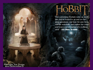 The Hobbit An Unexpected Journey Inspirational Picture Quote Facebook ...