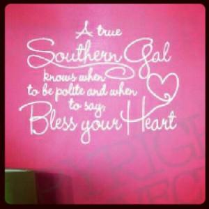 Southern gal