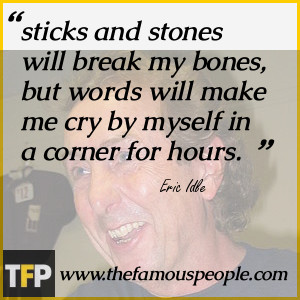 Eric Idle Biography