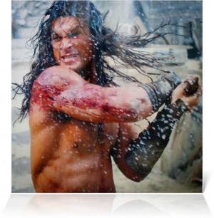 ... of Jason Momoa, who portrays Conan in