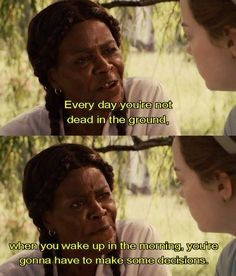 The Help More