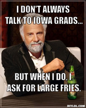 The Most Interesting Man in the World Generator