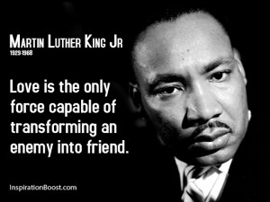 Martin Luther King Quotes Love