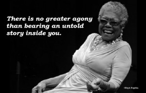 Dream Big Quotes by Maya Angelou Quotes on life and living your