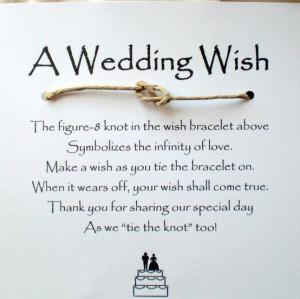 Wedding wish favors, 554x553 in 33.8KB