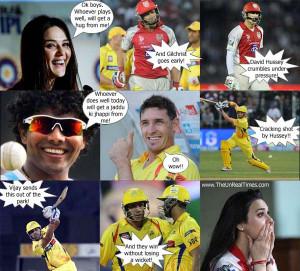How Chennai Super Kings overcame Kings XI Punjab at Mohali…