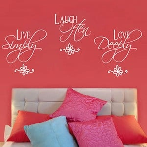 wall quotes kids teens wall quotes 43a item id 43a