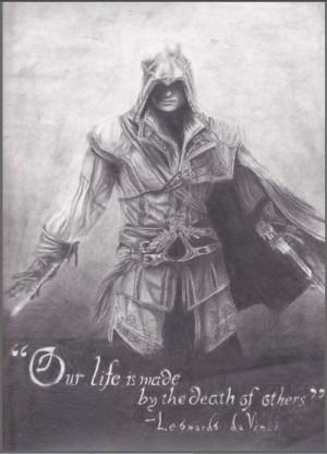 ... | More From Assassin S Creed Ii The Quote As You Can See If Leonardo