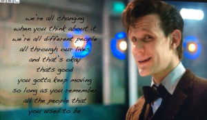 Dr Who Christmas 2013 Quote