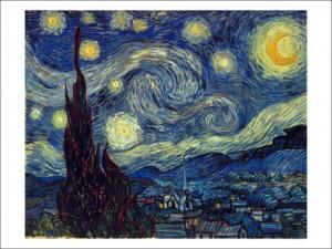 The Eyes of Van Gogh Film Poster