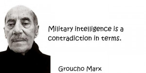 reflections aphorisms - Quotes About Stupidity - Military intelligence ...