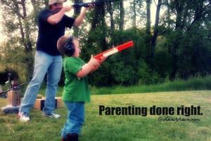 ... firearms safety guns trap skeet shooting kids children hunting