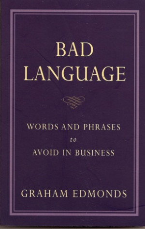 Bad Language – Graham Edmonds
