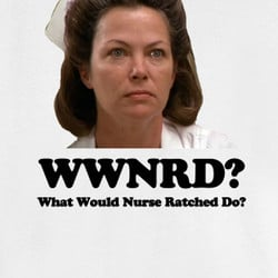 Nurse Ratched Quotes