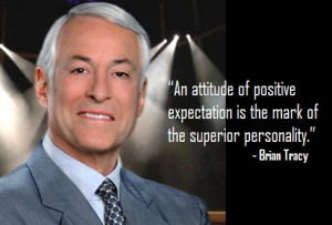 Brian Tracy author of 50 books on personal development topics