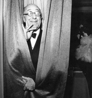 Ed Wynn ~ loved him in Mary Poppins
