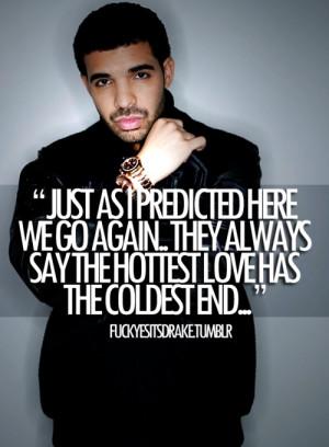Drake Break Up Quotes (21)