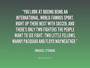 Famous Boxing Quotes