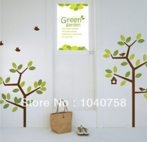 ... Leaves-Trees-and-Breeze-with-Birds-and-Quotes-Family-Tree-Wall-Decal