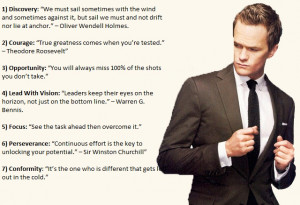 Barney Stinson Office Posters ( Motivational Quotes )