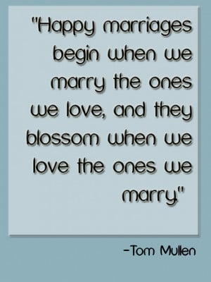 Marriage Quotes For Di...