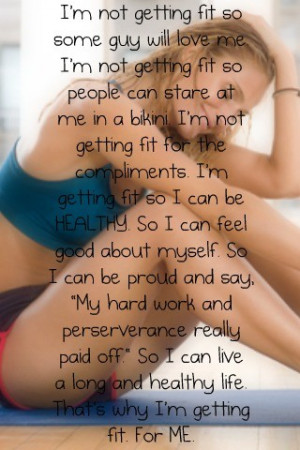 not getting fit so some guy will love me i m not getting fit so ...